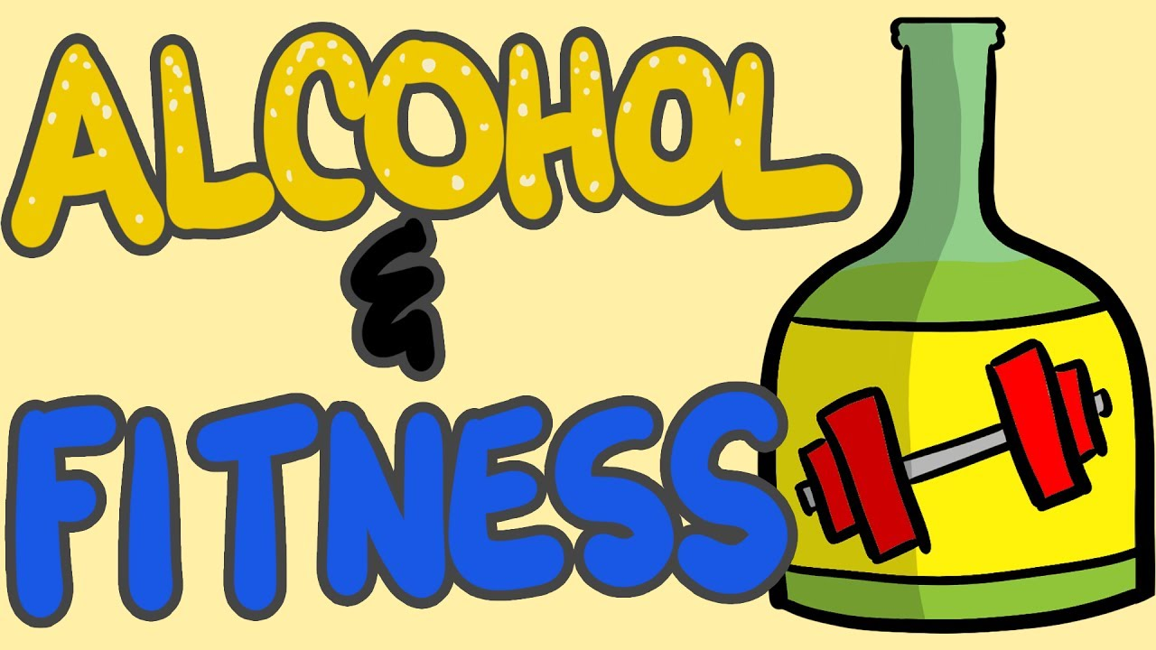 can alcohol impair fitness