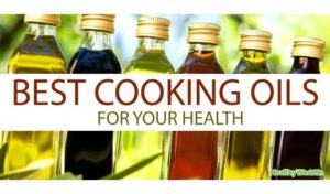 best oils for cooking